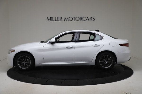 New 2020 Alfa Romeo Giulia Q4 for sale $44,845 at Maserati of Westport in Westport CT 06880 3