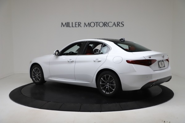 New 2020 Alfa Romeo Giulia Q4 for sale $44,845 at Maserati of Westport in Westport CT 06880 4