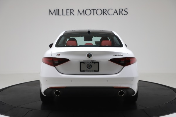 New 2020 Alfa Romeo Giulia Q4 for sale $44,845 at Maserati of Westport in Westport CT 06880 6