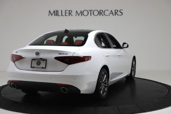 New 2020 Alfa Romeo Giulia Q4 for sale $44,845 at Maserati of Westport in Westport CT 06880 7
