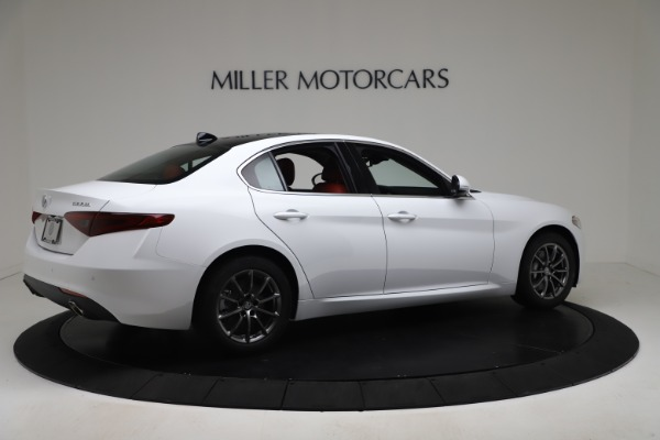 New 2020 Alfa Romeo Giulia Q4 for sale $44,845 at Maserati of Westport in Westport CT 06880 8