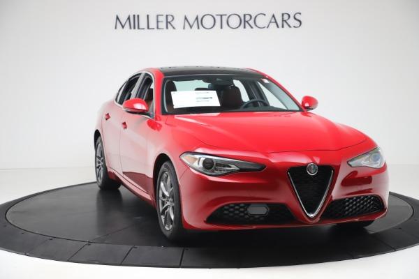 New 2020 Alfa Romeo Giulia Q4 for sale $40,466 at Maserati of Westport in Westport CT 06880 11