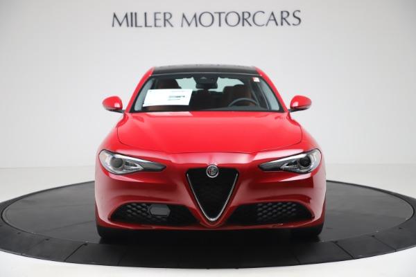 New 2020 Alfa Romeo Giulia Q4 for sale $40,466 at Maserati of Westport in Westport CT 06880 12