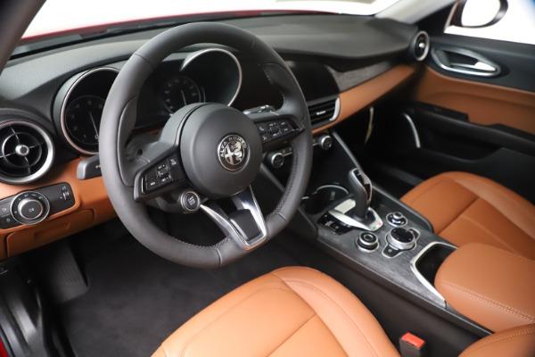 New 2020 Alfa Romeo Giulia Q4 for sale $40,466 at Maserati of Westport in Westport CT 06880 13