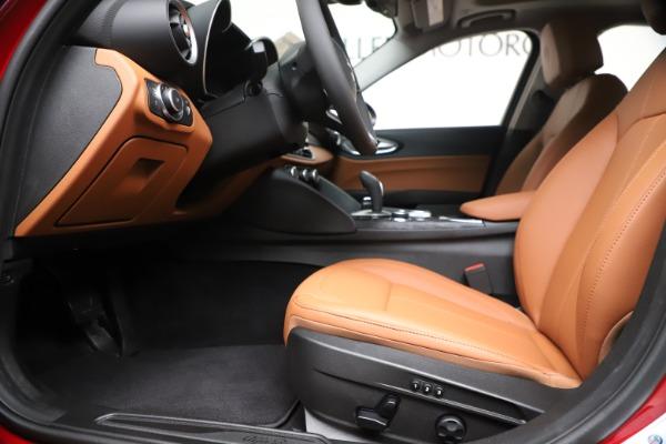 New 2020 Alfa Romeo Giulia Q4 for sale $40,466 at Maserati of Westport in Westport CT 06880 14