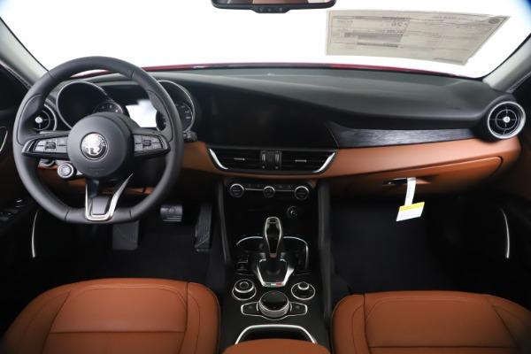 New 2020 Alfa Romeo Giulia Q4 for sale $40,466 at Maserati of Westport in Westport CT 06880 16