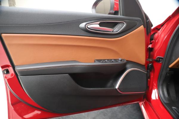 New 2020 Alfa Romeo Giulia Q4 for sale $40,466 at Maserati of Westport in Westport CT 06880 17