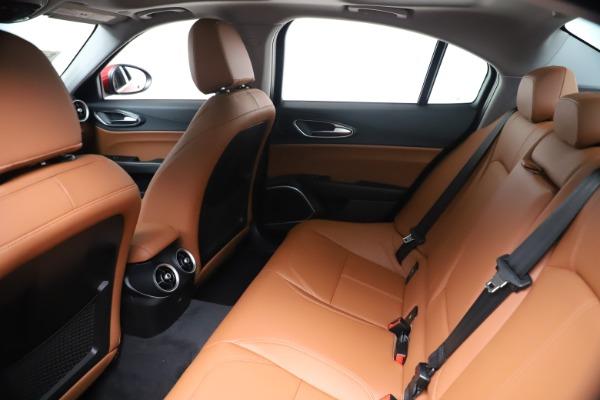 New 2020 Alfa Romeo Giulia Q4 for sale $40,466 at Maserati of Westport in Westport CT 06880 19