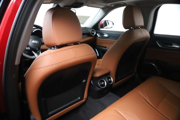 New 2020 Alfa Romeo Giulia Q4 for sale $40,466 at Maserati of Westport in Westport CT 06880 20