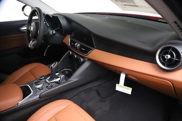 New 2020 Alfa Romeo Giulia Q4 for sale $40,466 at Maserati of Westport in Westport CT 06880 22