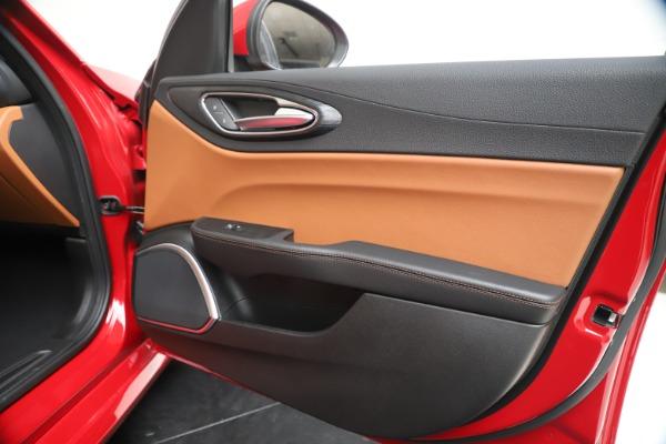 New 2020 Alfa Romeo Giulia Q4 for sale $40,466 at Maserati of Westport in Westport CT 06880 25