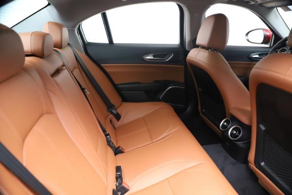 New 2020 Alfa Romeo Giulia Q4 for sale $40,466 at Maserati of Westport in Westport CT 06880 27