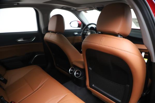 New 2020 Alfa Romeo Giulia Q4 for sale $40,466 at Maserati of Westport in Westport CT 06880 28