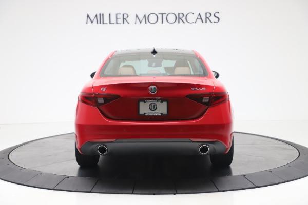 New 2020 Alfa Romeo Giulia Q4 for sale $40,466 at Maserati of Westport in Westport CT 06880 6