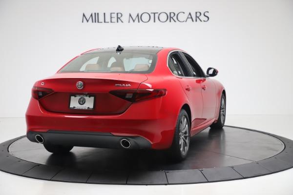 New 2020 Alfa Romeo Giulia Q4 for sale $40,466 at Maserati of Westport in Westport CT 06880 7