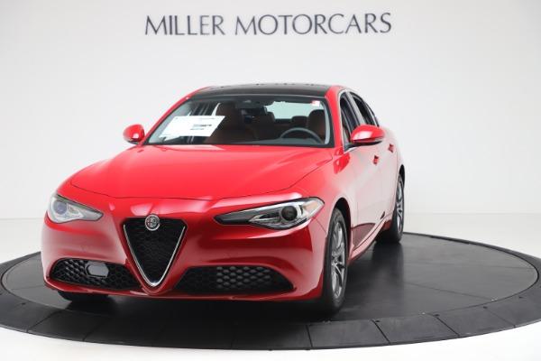 New 2020 Alfa Romeo Giulia Q4 for sale $40,466 at Maserati of Westport in Westport CT 06880 1
