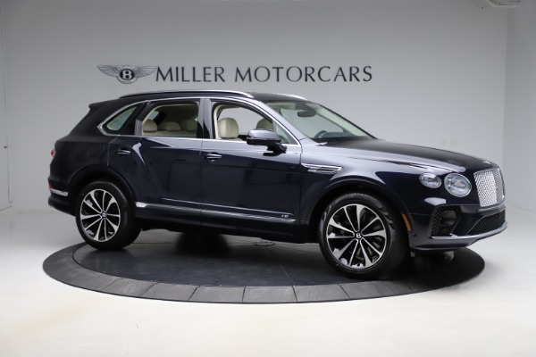New 2021 Bentley Bentayga V8 for sale Sold at Maserati of Westport in Westport CT 06880 10