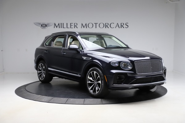 New 2021 Bentley Bentayga V8 for sale Sold at Maserati of Westport in Westport CT 06880 11