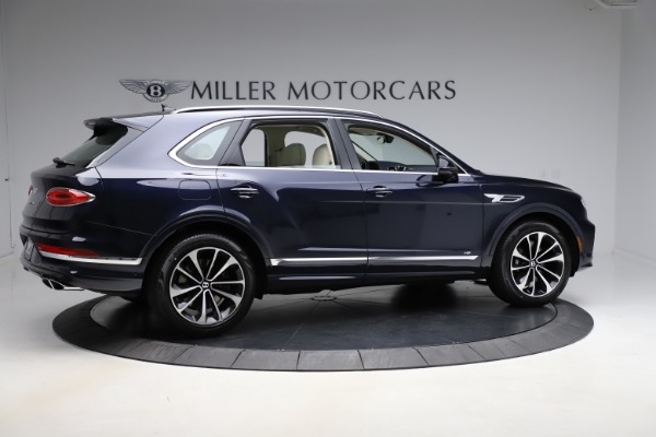 New 2021 Bentley Bentayga V8 for sale $205,540 at Maserati of Westport in Westport CT 06880 8