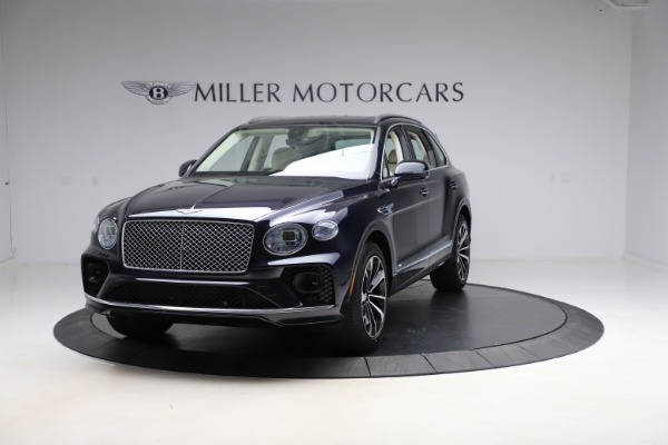 New 2021 Bentley Bentayga V8 for sale $205,540 at Maserati of Westport in Westport CT 06880 1