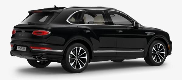 New 2021 Bentley Bentayga V8 for sale $208,275 at Maserati of Westport in Westport CT 06880 3