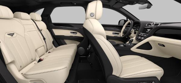 New 2021 Bentley Bentayga V8 for sale $208,275 at Maserati of Westport in Westport CT 06880 9