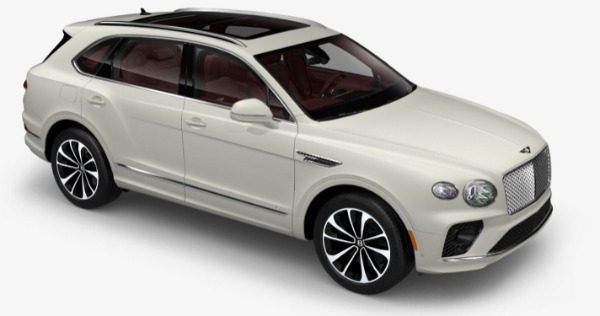 New 2021 Bentley Bentayga V8 for sale $199,290 at Maserati of Westport in Westport CT 06880 5