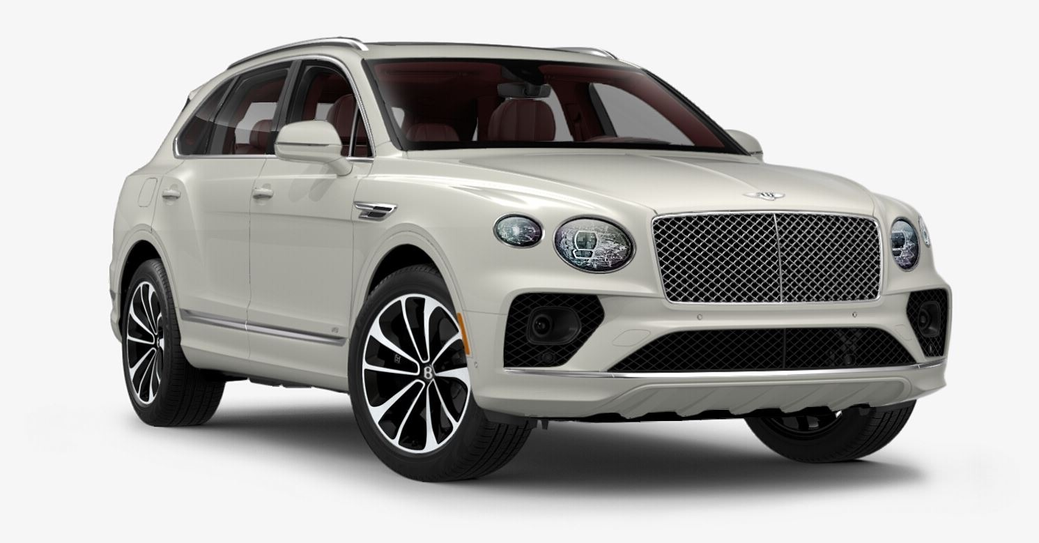 New 2021 Bentley Bentayga V8 for sale $199,290 at Maserati of Westport in Westport CT 06880 1