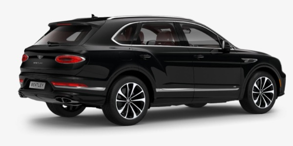 New 2021 Bentley Bentayga V8 for sale $202,955 at Maserati of Westport in Westport CT 06880 3