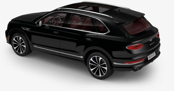 New 2021 Bentley Bentayga V8 for sale $202,955 at Maserati of Westport in Westport CT 06880 4