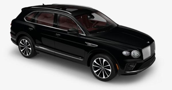 New 2021 Bentley Bentayga V8 for sale $202,955 at Maserati of Westport in Westport CT 06880 5