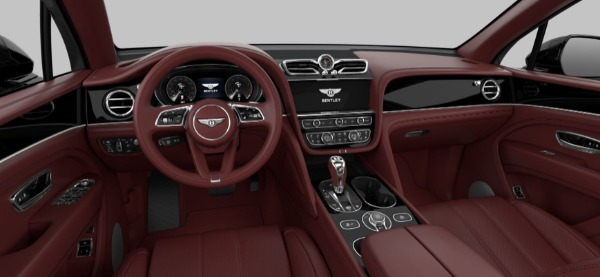 New 2021 Bentley Bentayga V8 for sale $202,955 at Maserati of Westport in Westport CT 06880 6