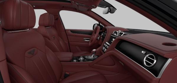 New 2021 Bentley Bentayga V8 for sale $202,955 at Maserati of Westport in Westport CT 06880 7