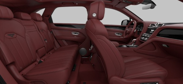 New 2021 Bentley Bentayga V8 for sale $202,955 at Maserati of Westport in Westport CT 06880 9