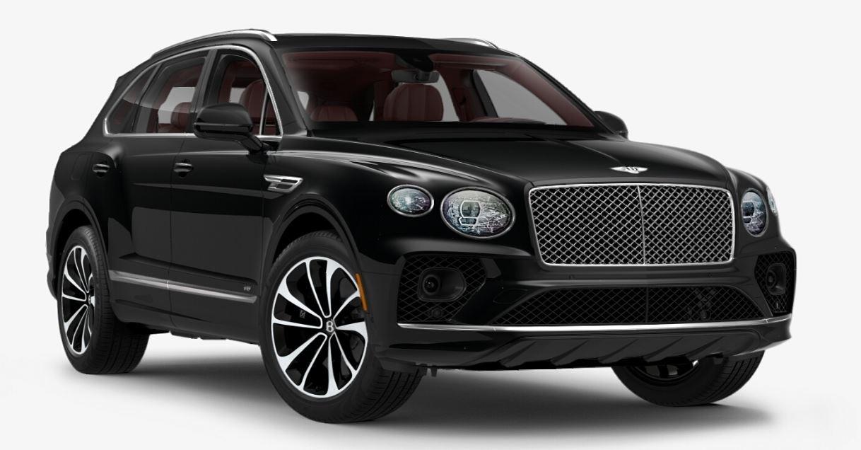 New 2021 Bentley Bentayga V8 for sale $202,955 at Maserati of Westport in Westport CT 06880 1