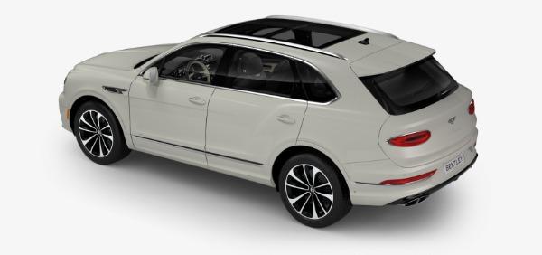 New 2021 Bentley Bentayga V8 for sale Sold at Maserati of Westport in Westport CT 06880 4