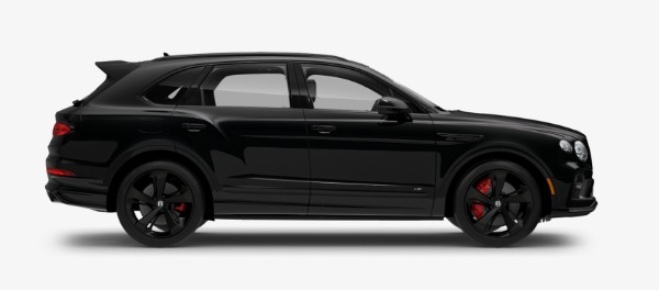 New 2021 Bentley Bentayga V8 for sale $223,710 at Maserati of Westport in Westport CT 06880 2