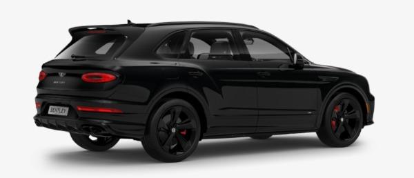 New 2021 Bentley Bentayga V8 for sale $223,710 at Maserati of Westport in Westport CT 06880 3