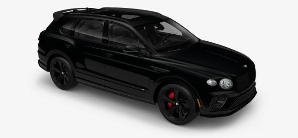 New 2021 Bentley Bentayga V8 for sale $223,710 at Maserati of Westport in Westport CT 06880 5