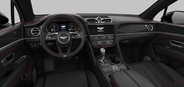 New 2021 Bentley Bentayga V8 for sale $223,710 at Maserati of Westport in Westport CT 06880 6