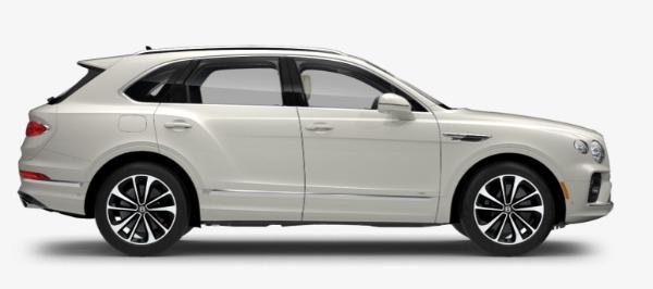 New 2021 Bentley Bentayga V8 for sale Sold at Maserati of Westport in Westport CT 06880 2