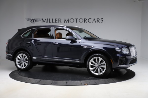 New 2021 Bentley Bentayga V8 for sale $203,205 at Maserati of Westport in Westport CT 06880 10