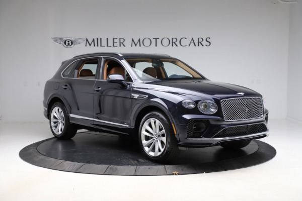 New 2021 Bentley Bentayga V8 for sale $203,205 at Maserati of Westport in Westport CT 06880 11