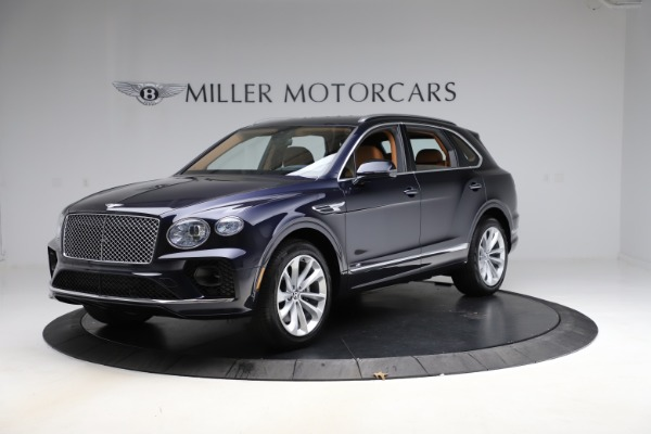 New 2021 Bentley Bentayga V8 for sale $203,205 at Maserati of Westport in Westport CT 06880 2