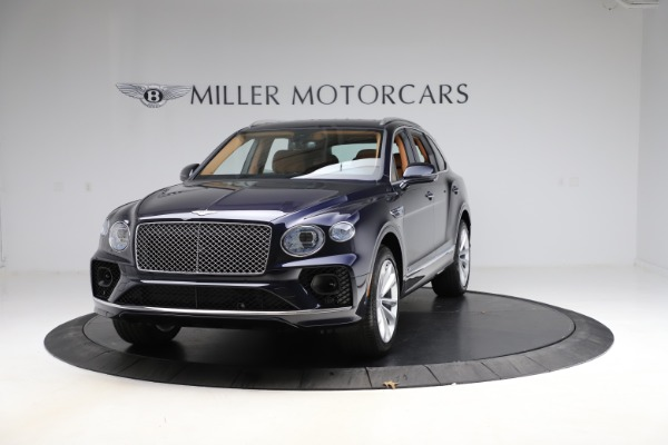 New 2021 Bentley Bentayga V8 for sale $203,205 at Maserati of Westport in Westport CT 06880 1