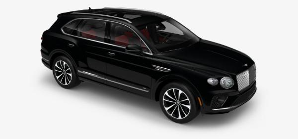 New 2021 Bentley Bentayga V8 for sale $207,765 at Maserati of Westport in Westport CT 06880 5