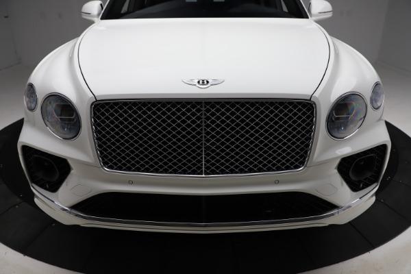 New 2021 Bentley Bentayga V8 for sale Sold at Maserati of Westport in Westport CT 06880 13