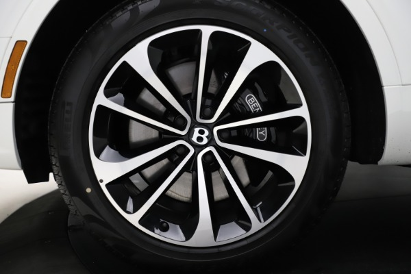 New 2021 Bentley Bentayga V8 for sale Sold at Maserati of Westport in Westport CT 06880 16