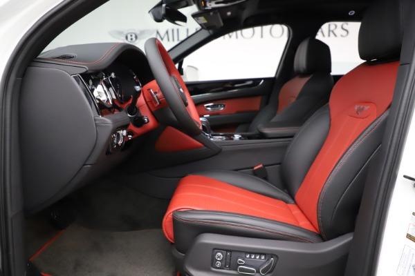 New 2021 Bentley Bentayga V8 for sale Sold at Maserati of Westport in Westport CT 06880 20