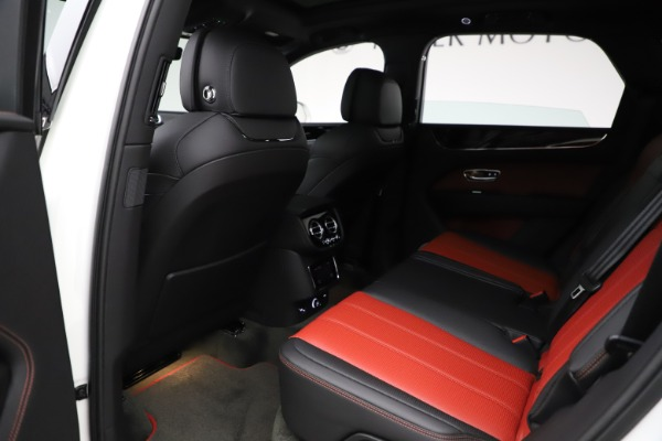 New 2021 Bentley Bentayga V8 for sale Sold at Maserati of Westport in Westport CT 06880 22